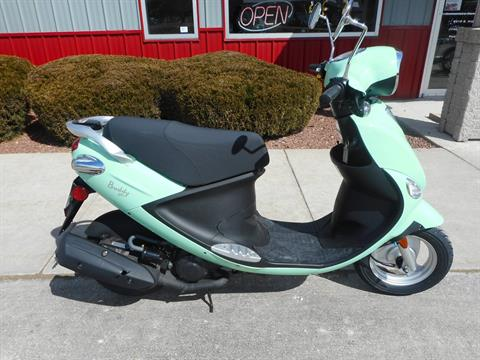 2019 Genuine Scooters BUDDY 50 in Janesville, Wisconsin