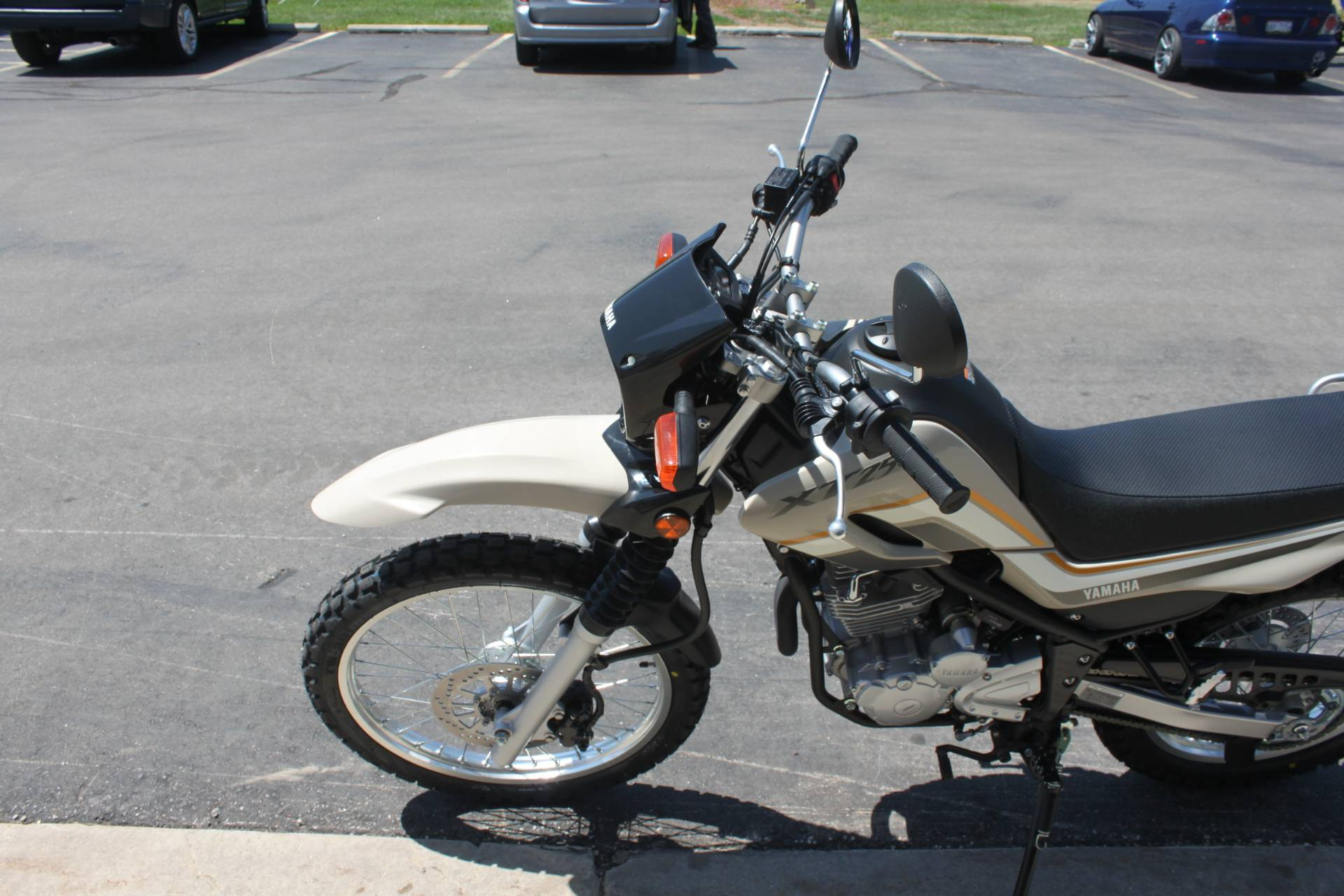 2020 Yamaha XT250 in Janesville, Wisconsin