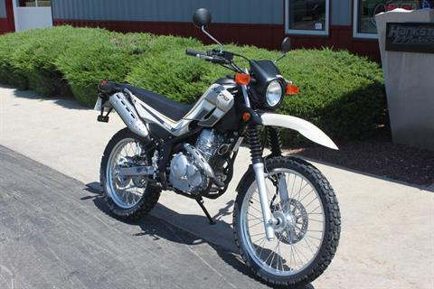 2020 Yamaha XT250 in Janesville, Wisconsin - Photo 2