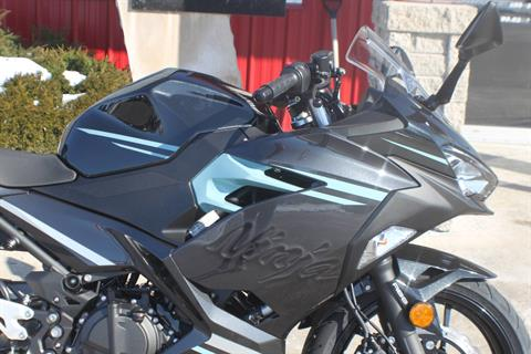 2020 Kawasaki Ninja 400 ABS in Janesville, Wisconsin - Photo 10