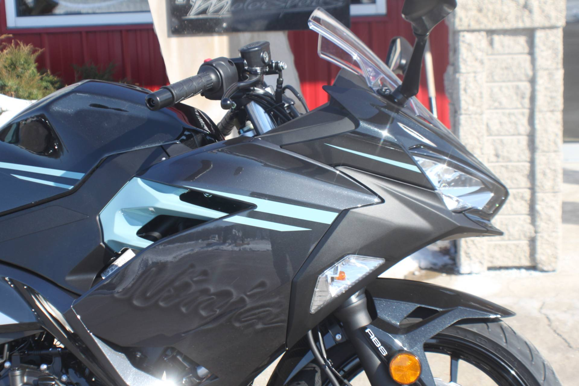 2020 Kawasaki Ninja 400 ABS in Janesville, Wisconsin - Photo 12