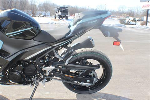 2020 Kawasaki Ninja 400 ABS in Janesville, Wisconsin - Photo 23