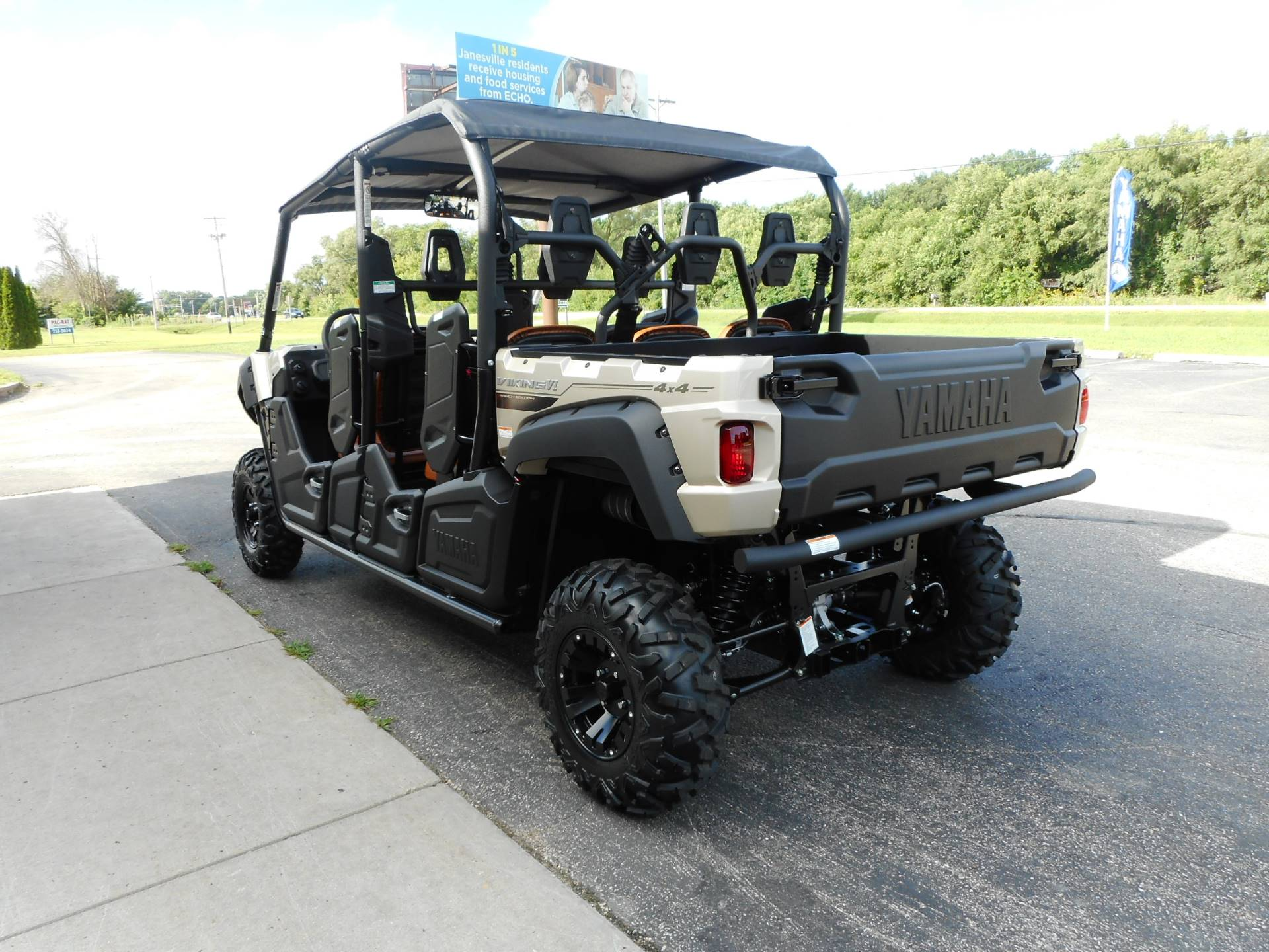 2018 Yamaha Viking VI EPS Ranch Edition in Janesville, Wisconsin