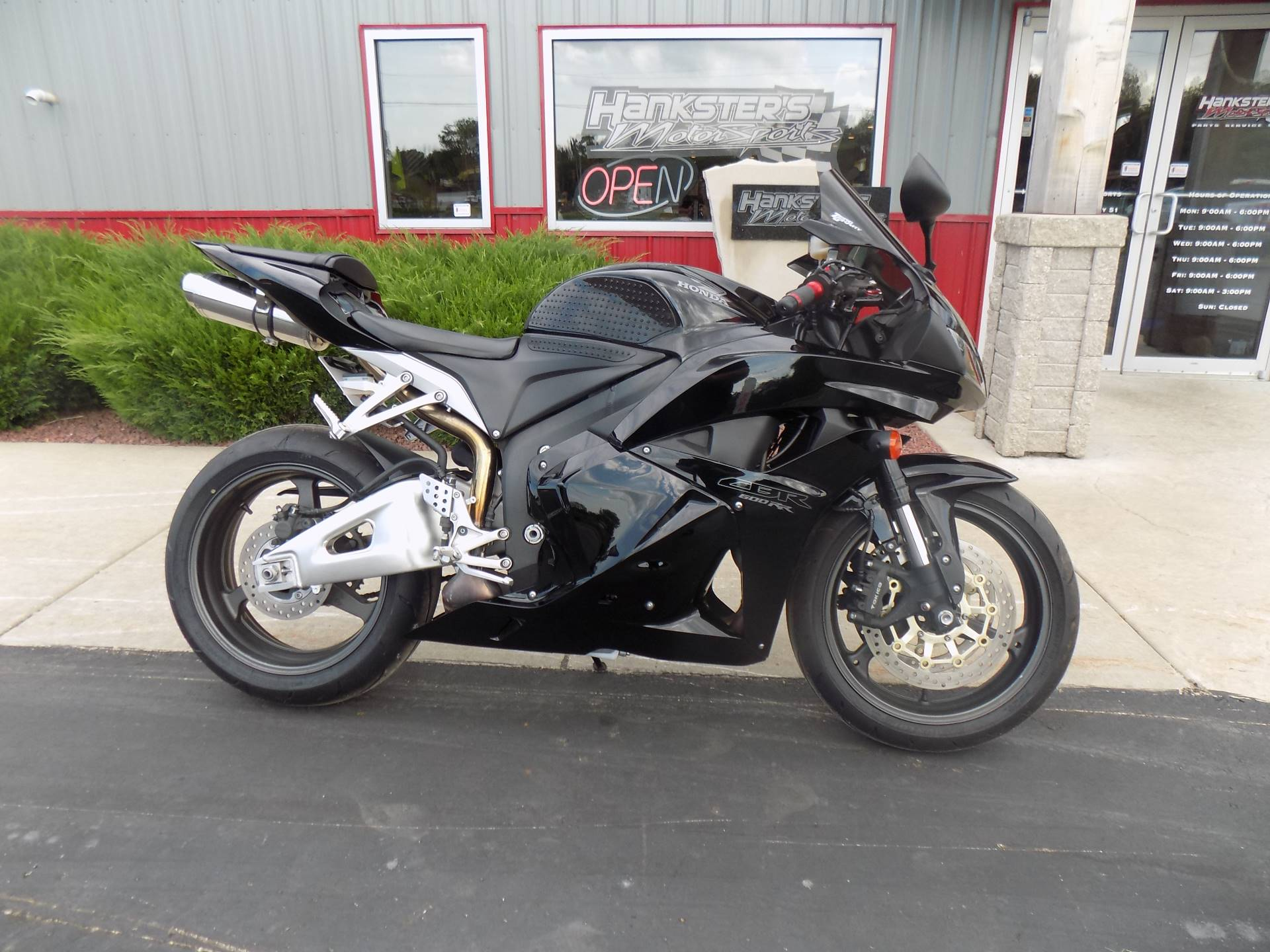 2012 Honda CBR600RR for sale 550