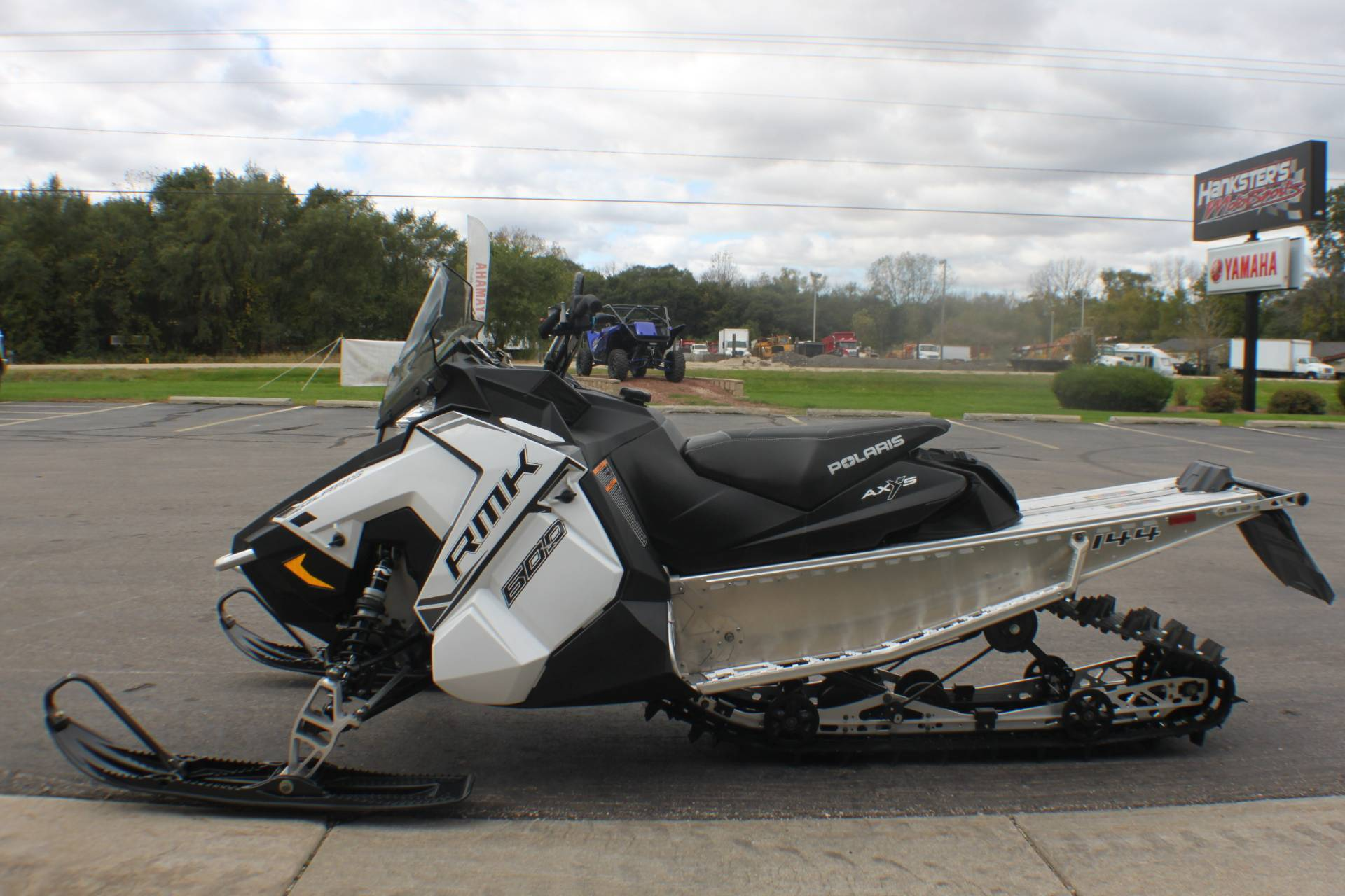 2019 Polaris 600 RMK 144 ES in Janesville, Wisconsin - Photo 5