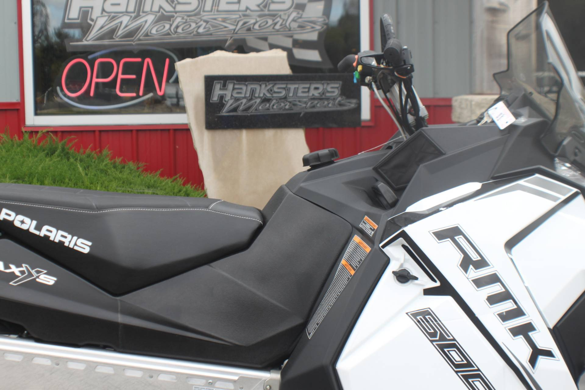 2019 Polaris 600 RMK 144 ES in Janesville, Wisconsin - Photo 11