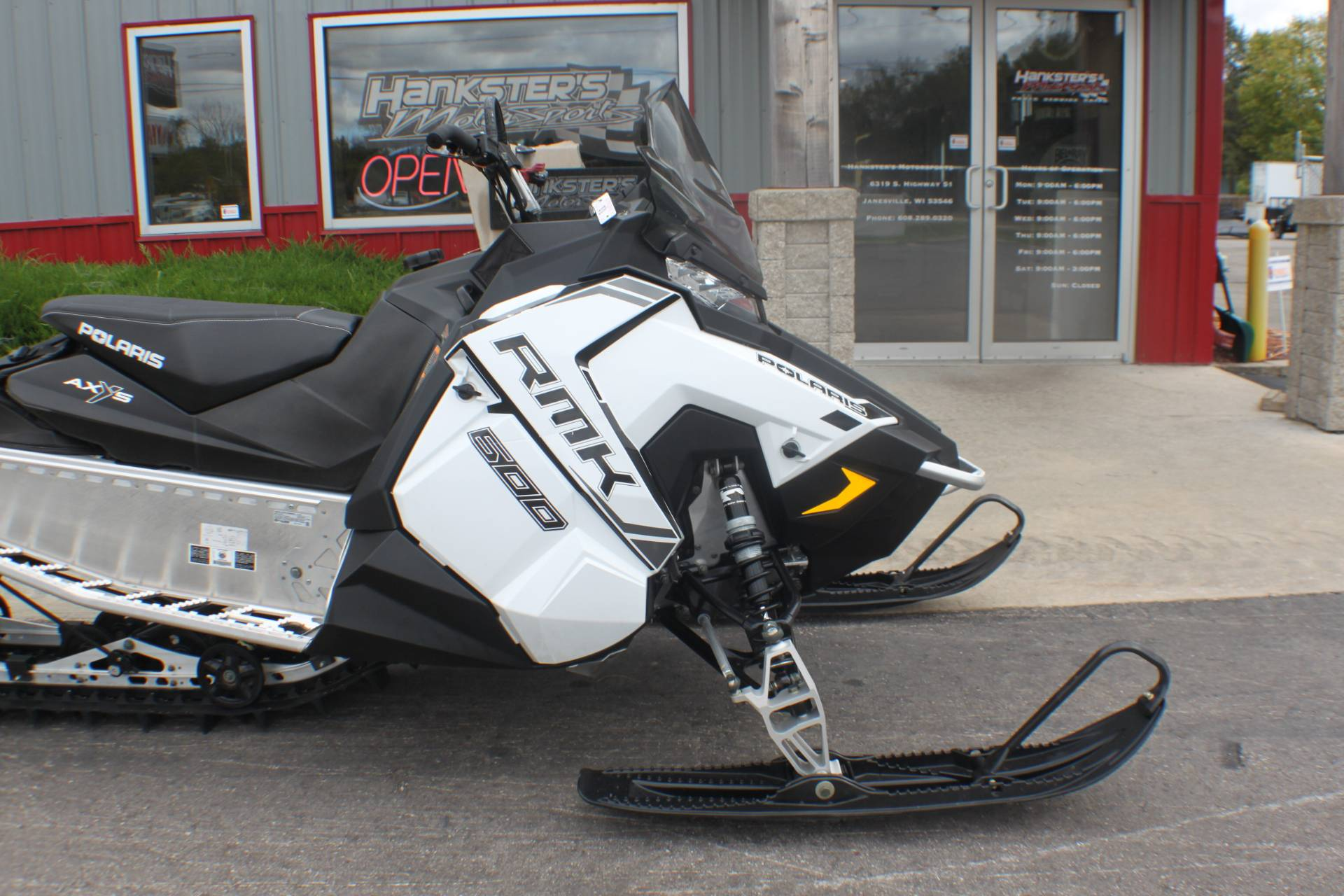 2019 Polaris 600 RMK 144 ES in Janesville, Wisconsin - Photo 14