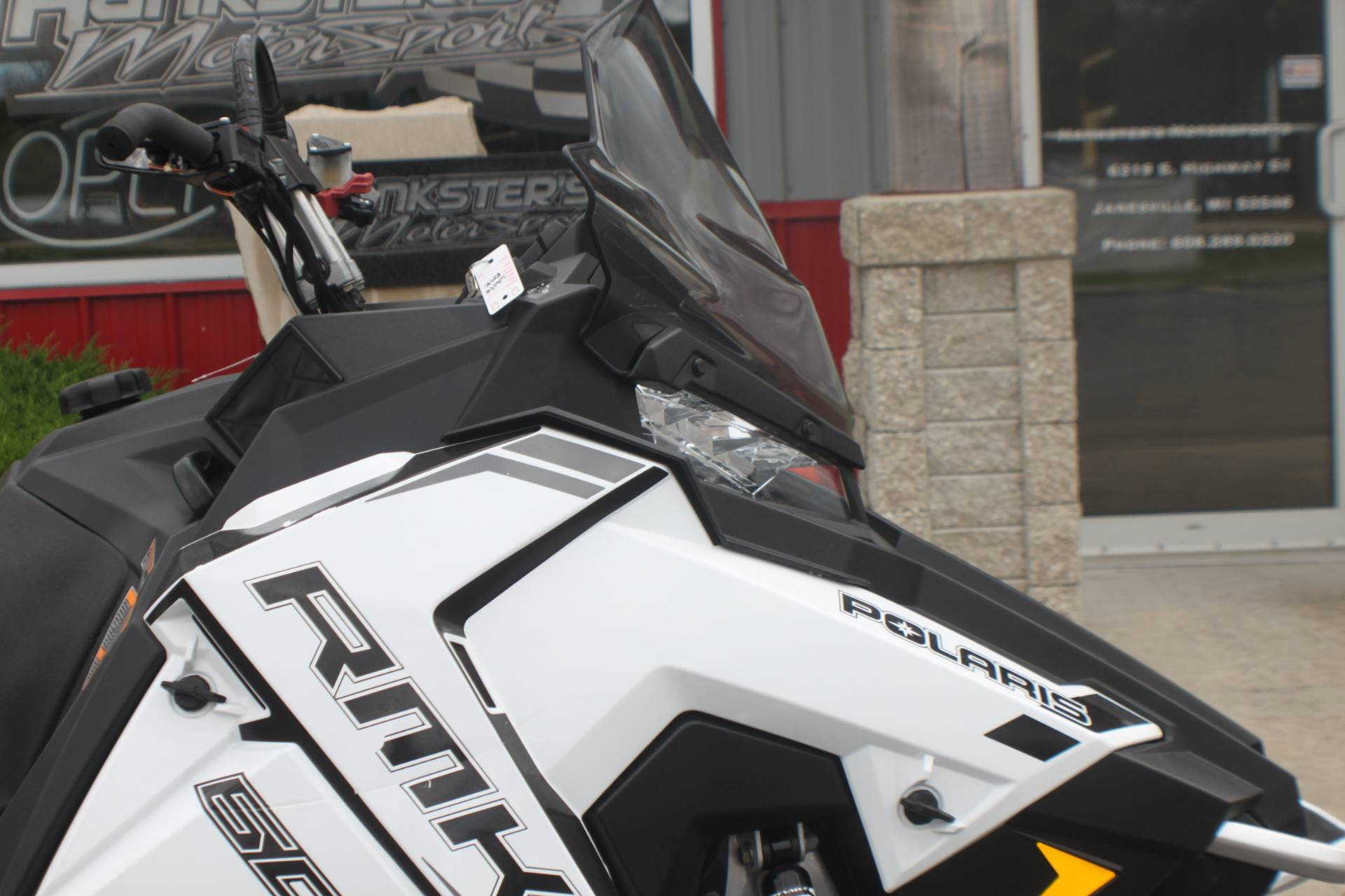 2019 Polaris 600 RMK 144 ES in Janesville, Wisconsin - Photo 15