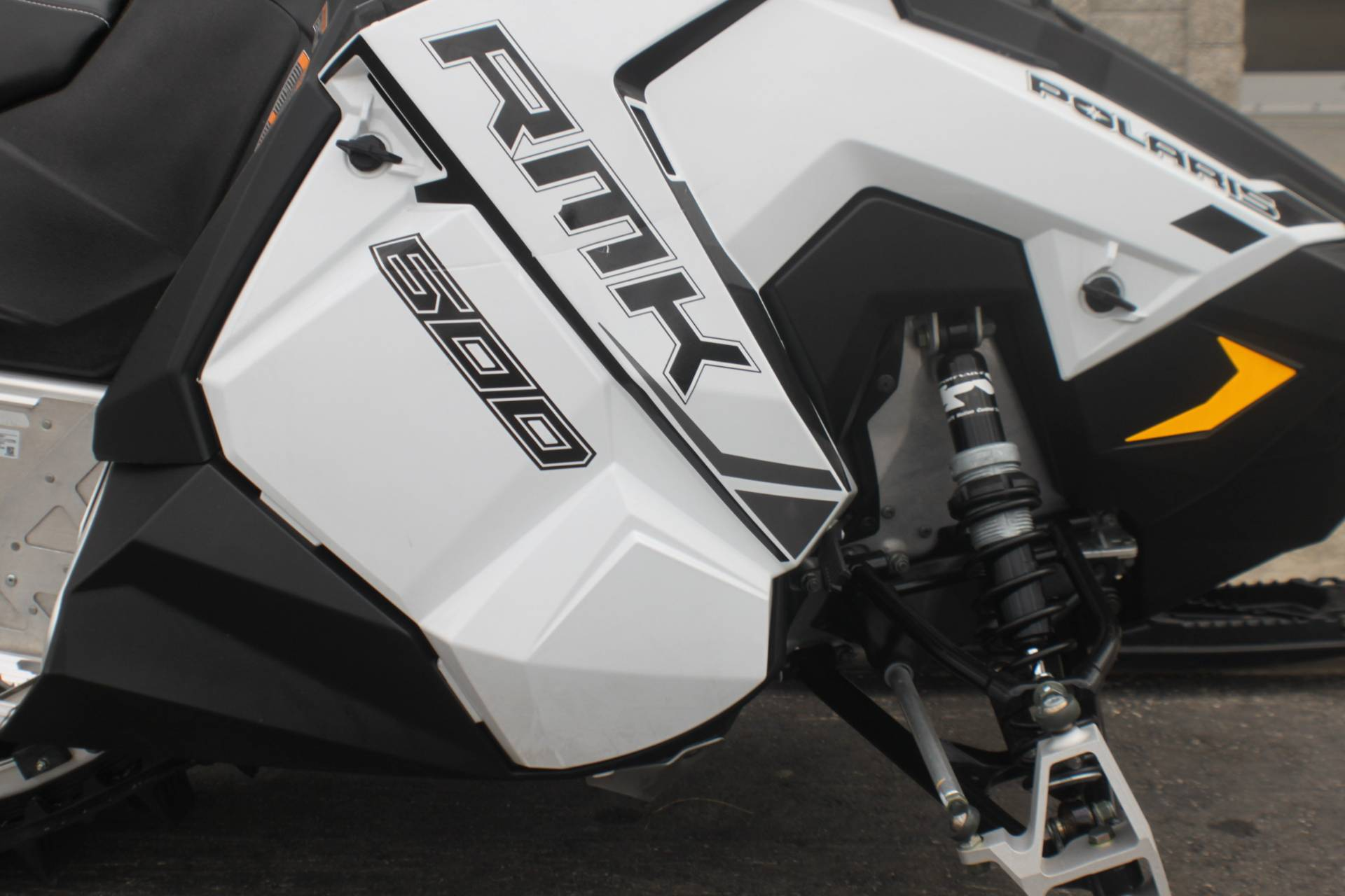 2019 Polaris 600 RMK 144 ES in Janesville, Wisconsin - Photo 16