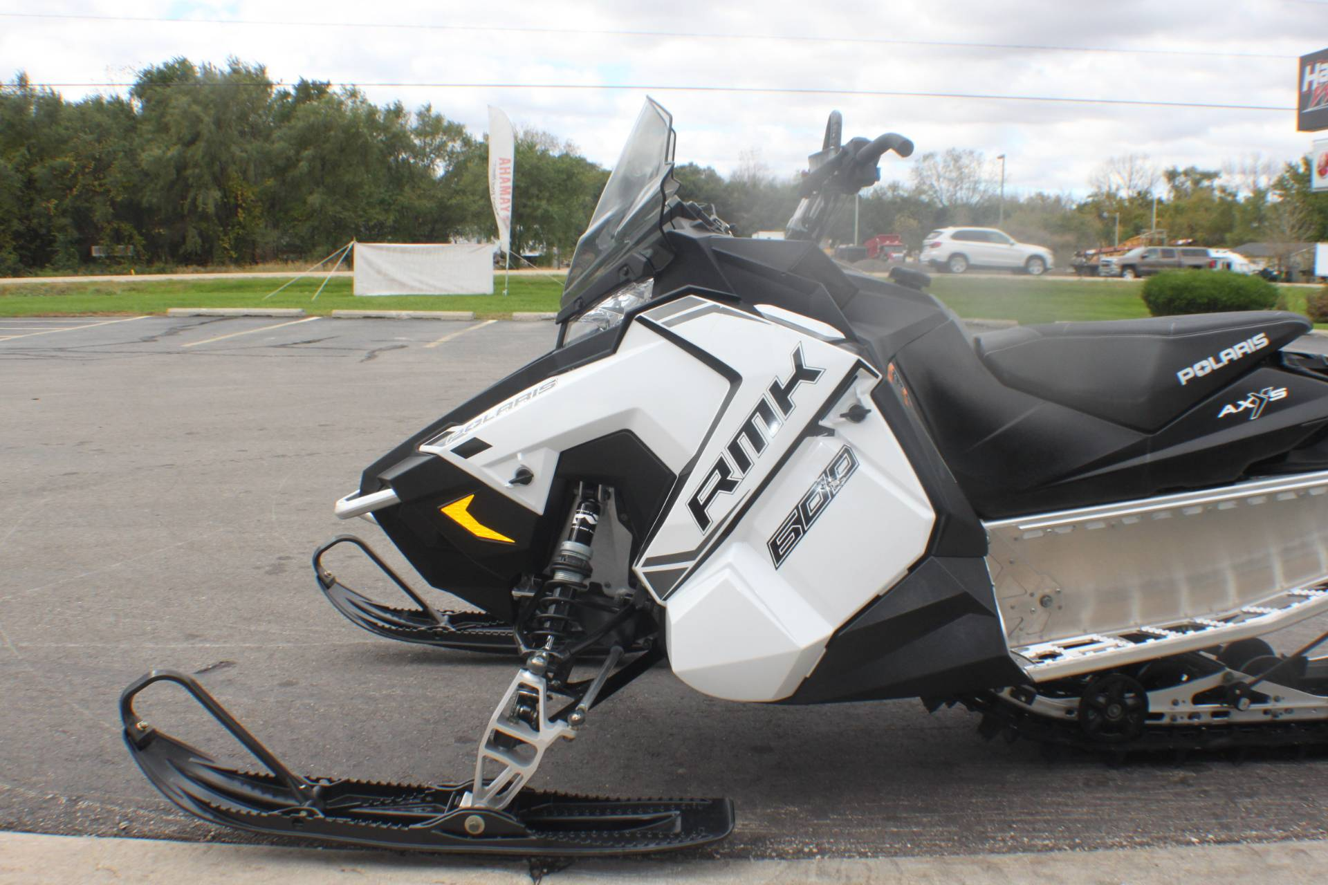 2019 Polaris 600 RMK 144 ES in Janesville, Wisconsin - Photo 19