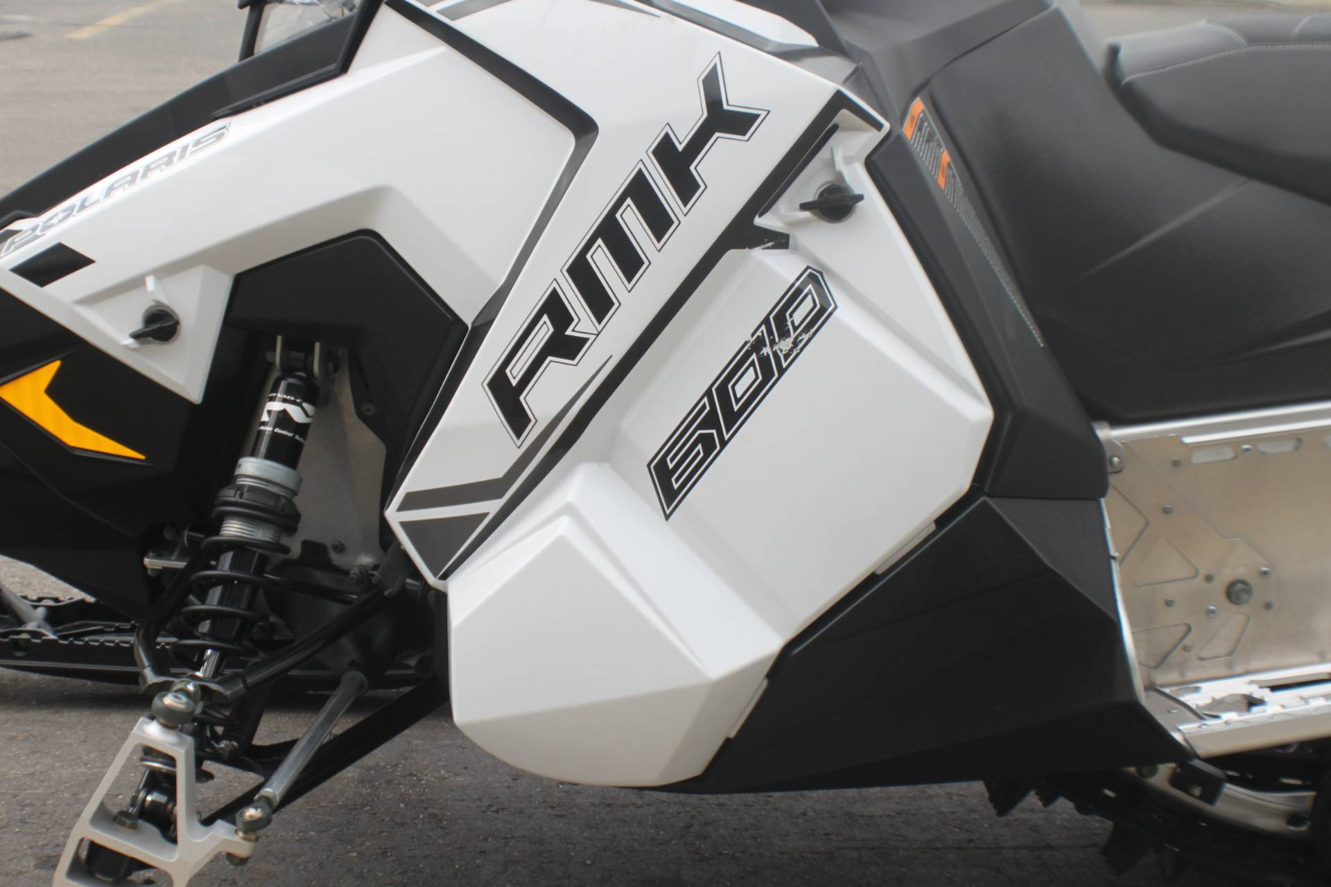 2019 Polaris 600 RMK 144 ES in Janesville, Wisconsin - Photo 21