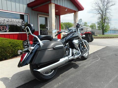 2014 Yamaha V Star 1300 Tourer in Janesville, Wisconsin