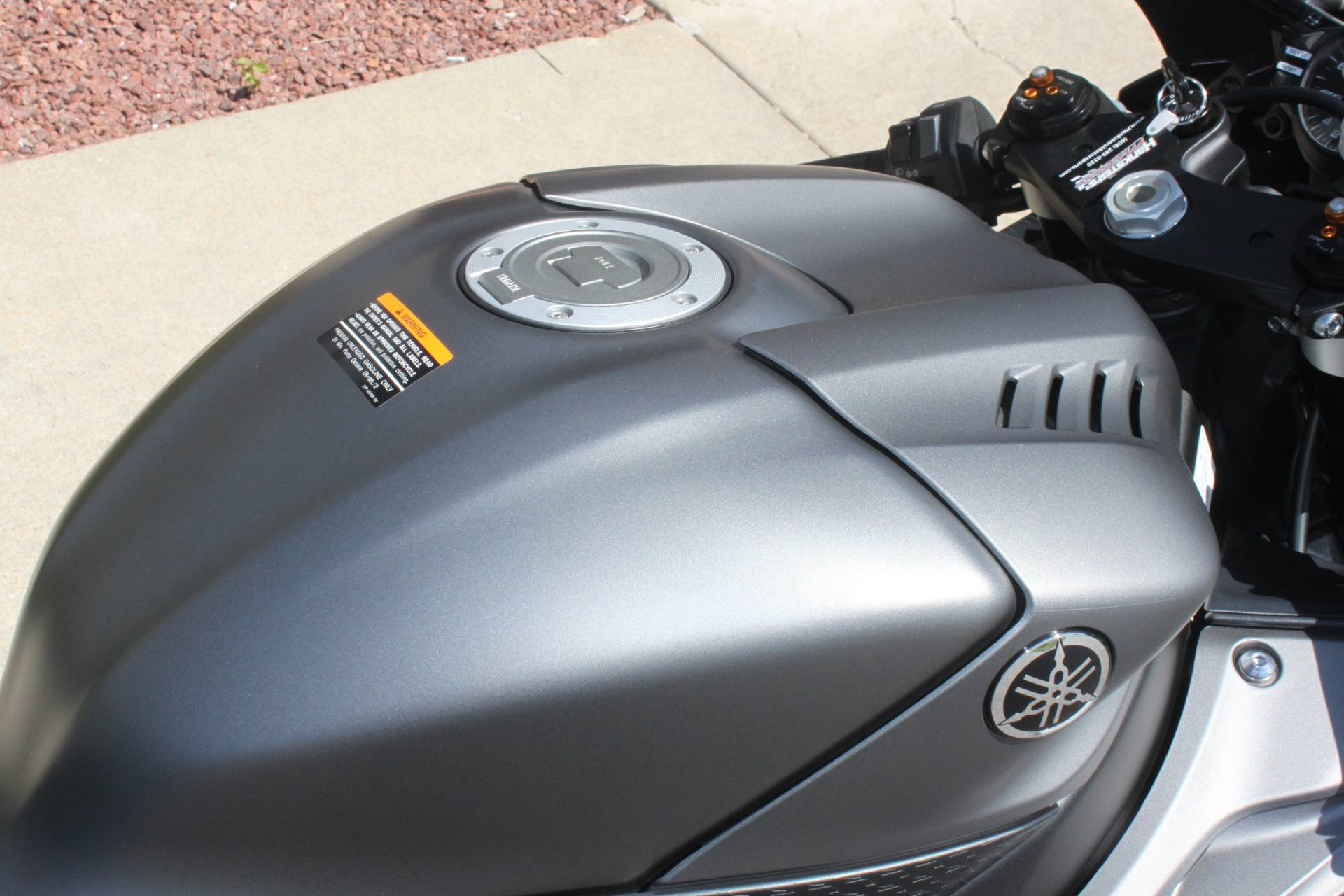 2018 Yamaha YZF-R6 9