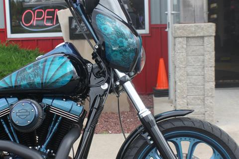 2017 Harley-Davidson Street Bob® in Janesville, Wisconsin - Photo 15