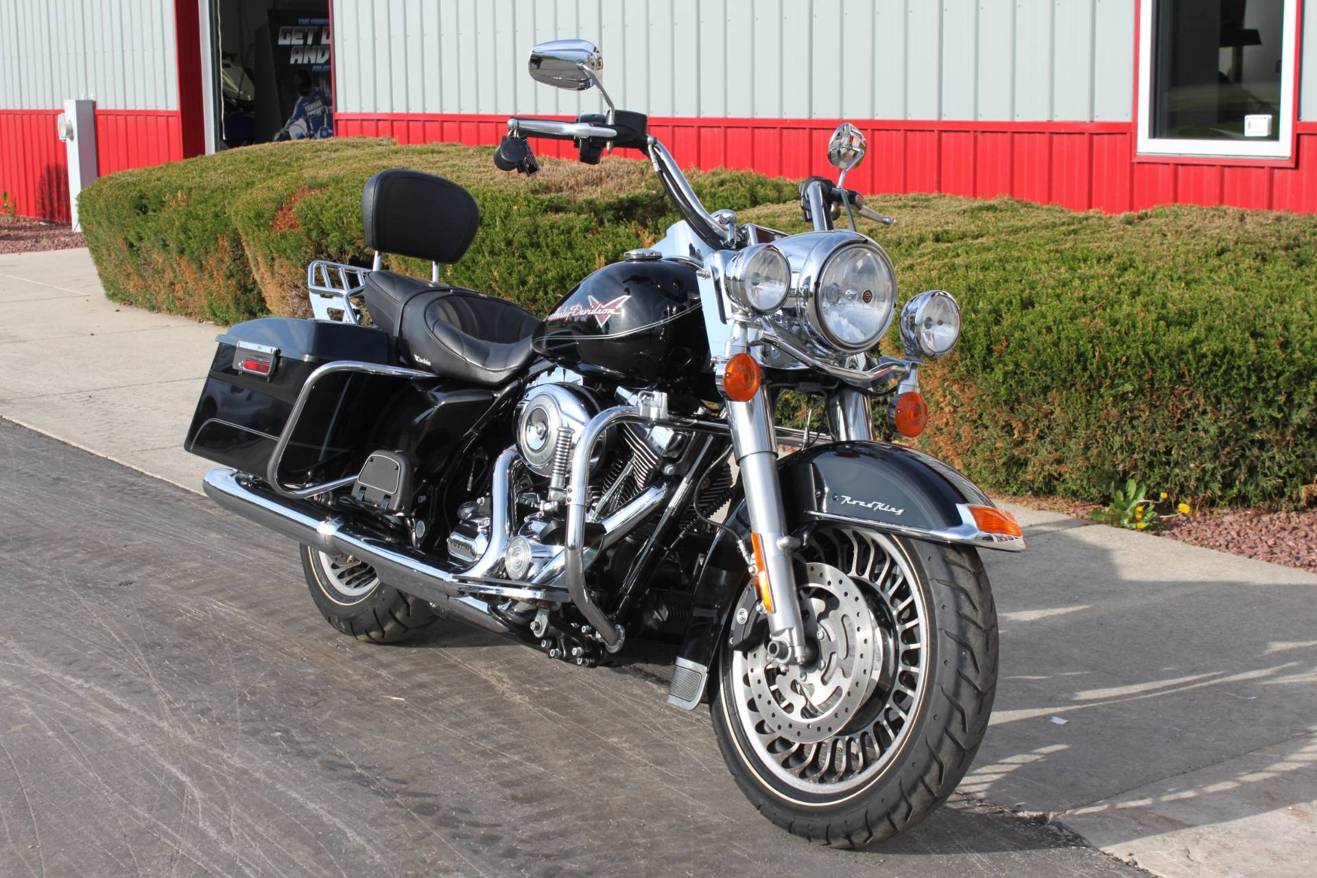 2009 Harley-Davidson Road King 2