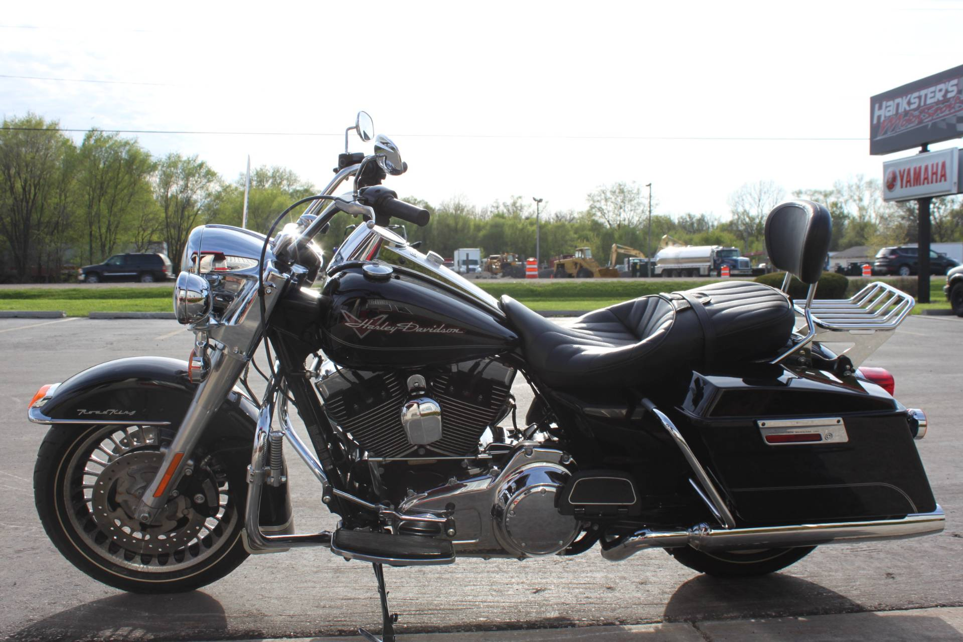 2009 Harley-Davidson Road King 5