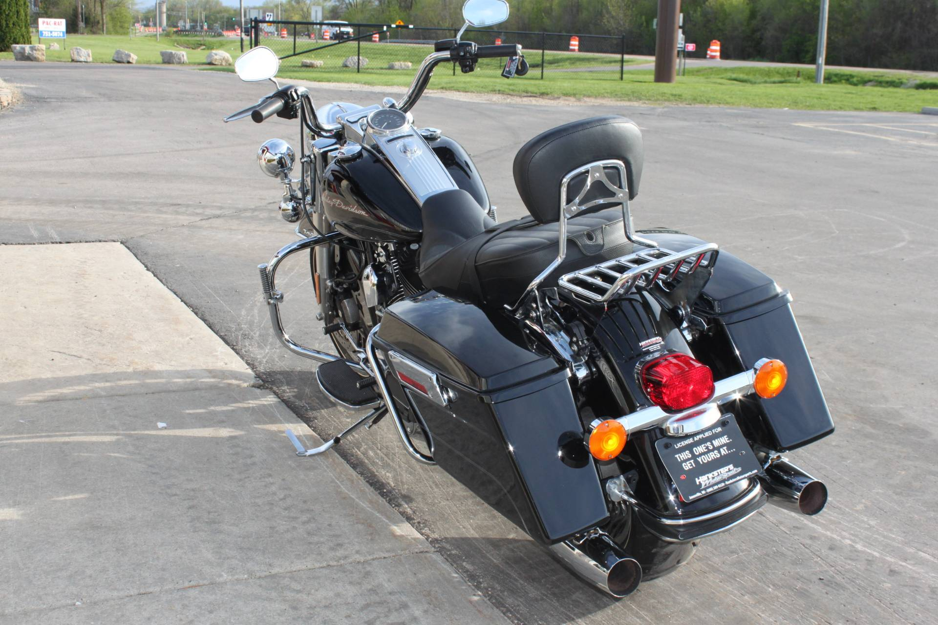 2009 Harley-Davidson Road King 6