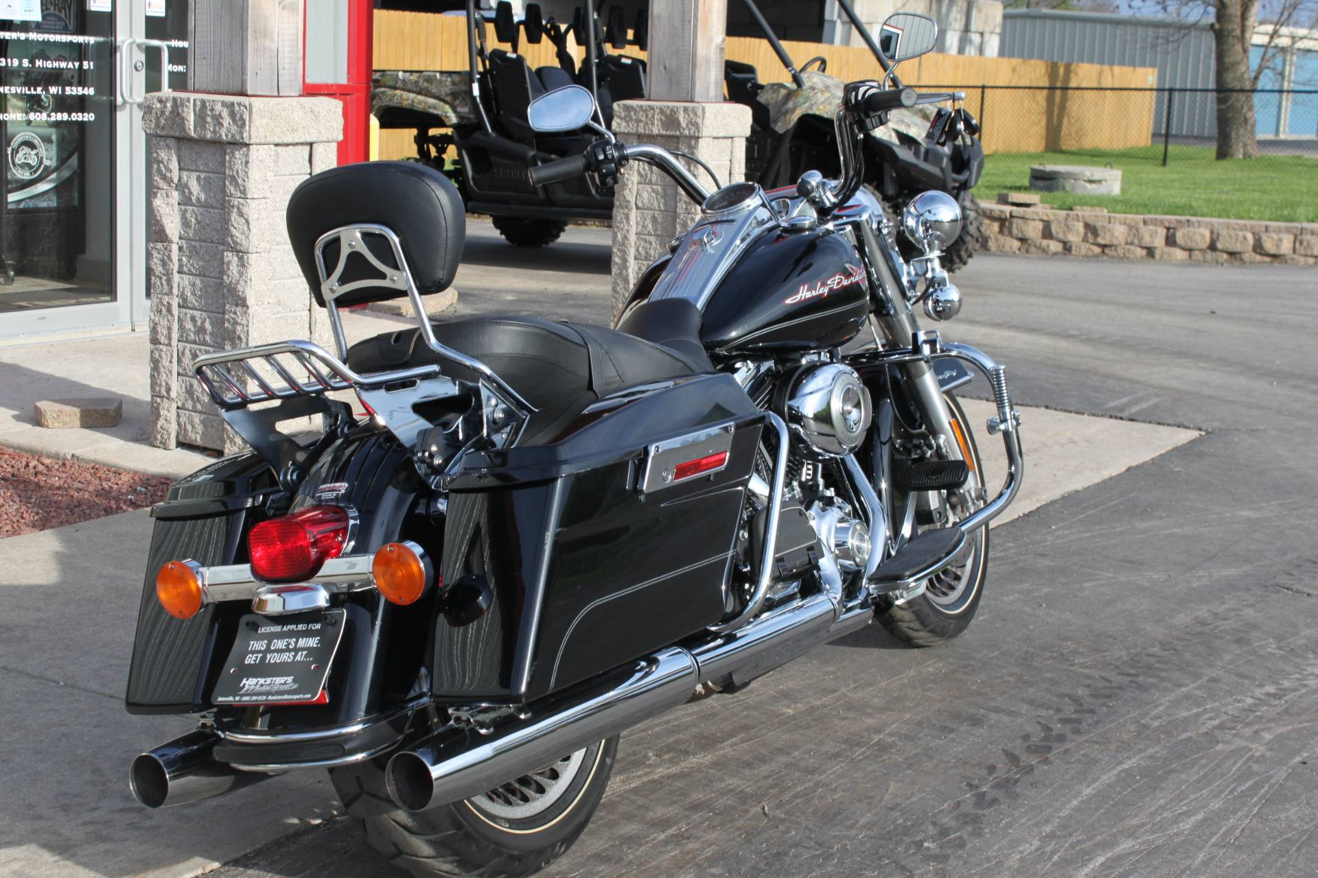 2009 Harley-Davidson Road King 8