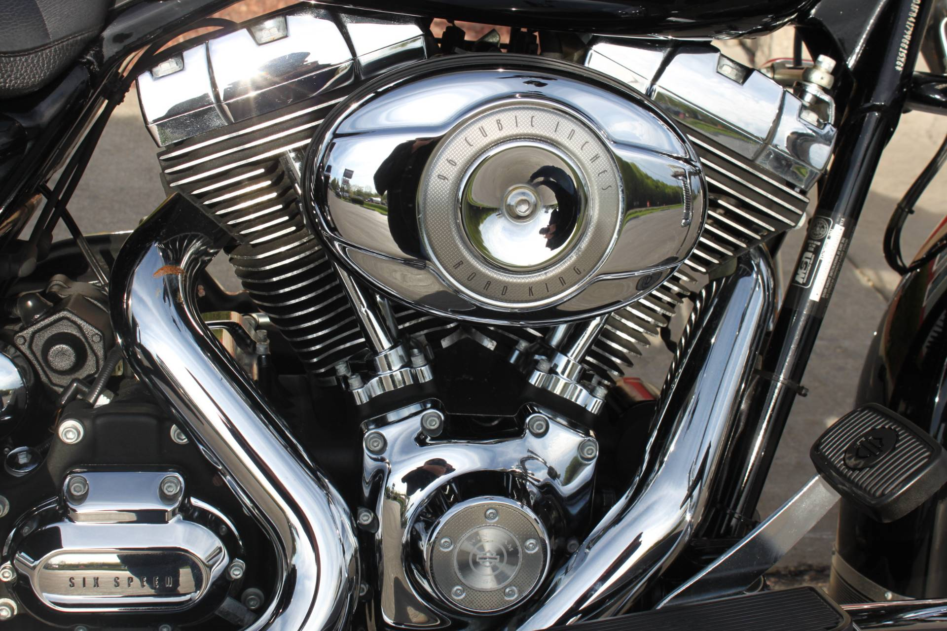 2009 Harley-Davidson Road King 12