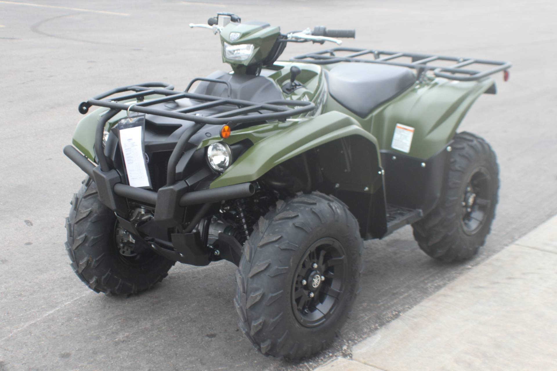 2020 Yamaha Kodiak 700 EPS in Janesville, Wisconsin - Photo 4