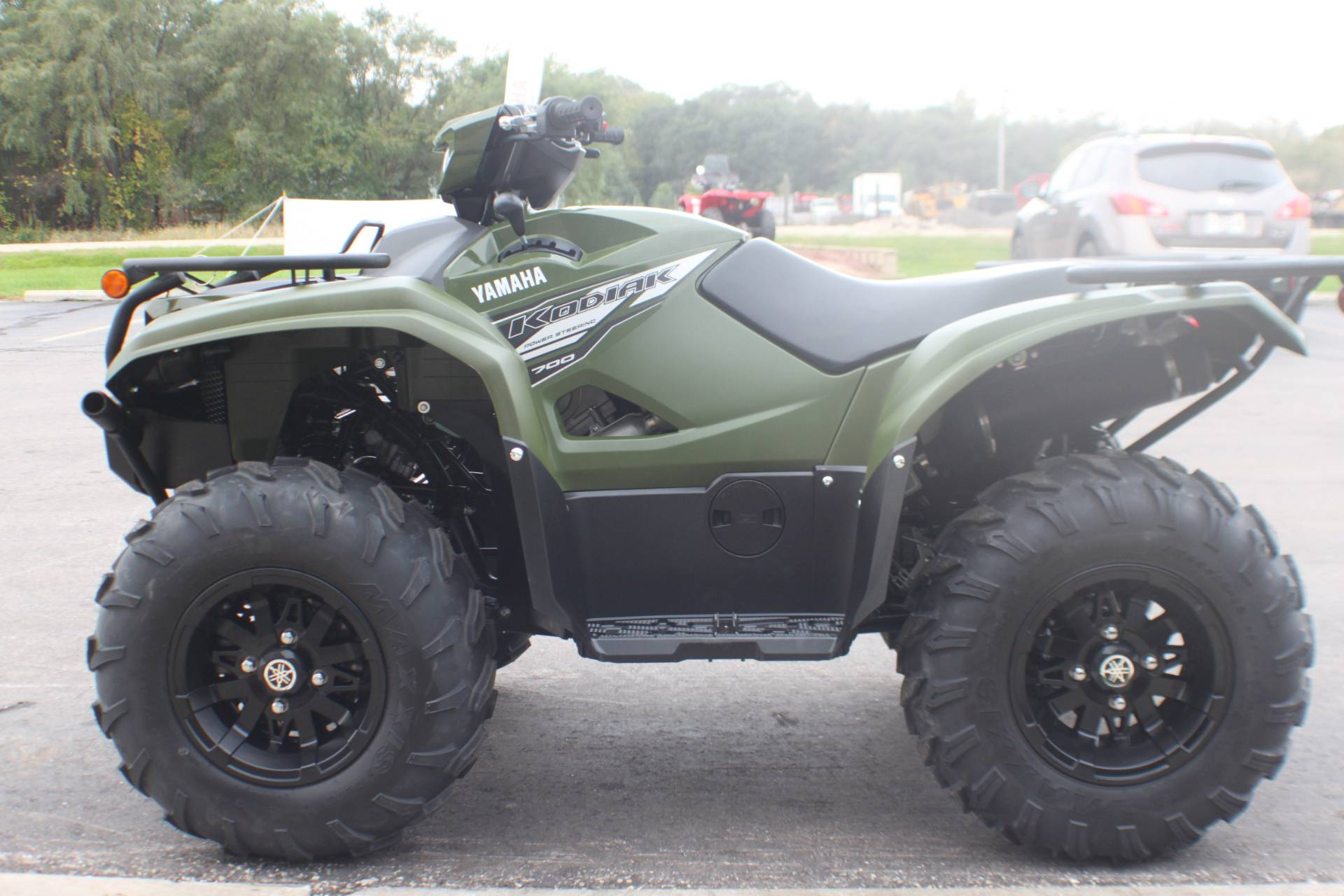 2020 Yamaha Kodiak 700 EPS in Janesville, Wisconsin - Photo 5