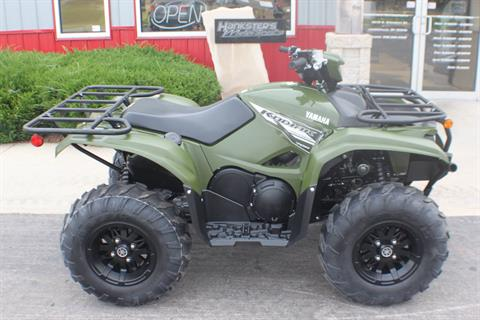 2020 Yamaha Kodiak 700 EPS in Janesville, Wisconsin - Photo 10