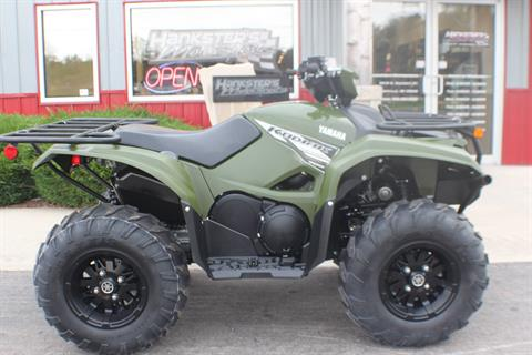 2020 Yamaha Kodiak 700 EPS in Janesville, Wisconsin - Photo 11
