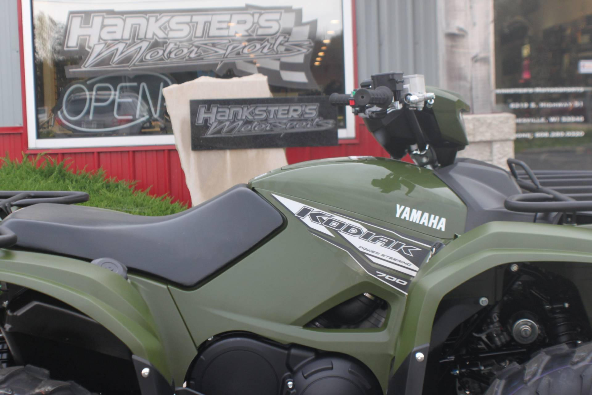 2020 Yamaha Kodiak 700 EPS in Janesville, Wisconsin - Photo 12