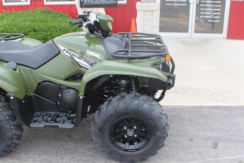 2020 Yamaha Kodiak 700 EPS in Janesville, Wisconsin - Photo 14