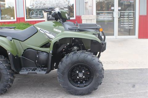 2020 Yamaha Kodiak 700 EPS in Janesville, Wisconsin - Photo 15