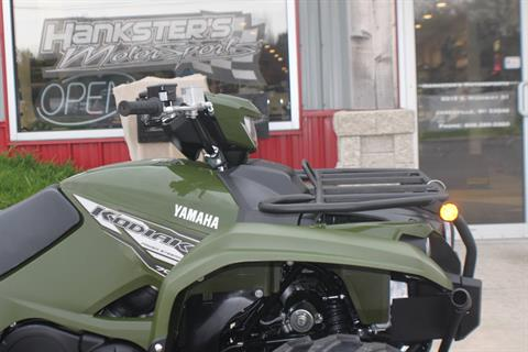 2020 Yamaha Kodiak 700 EPS in Janesville, Wisconsin - Photo 16