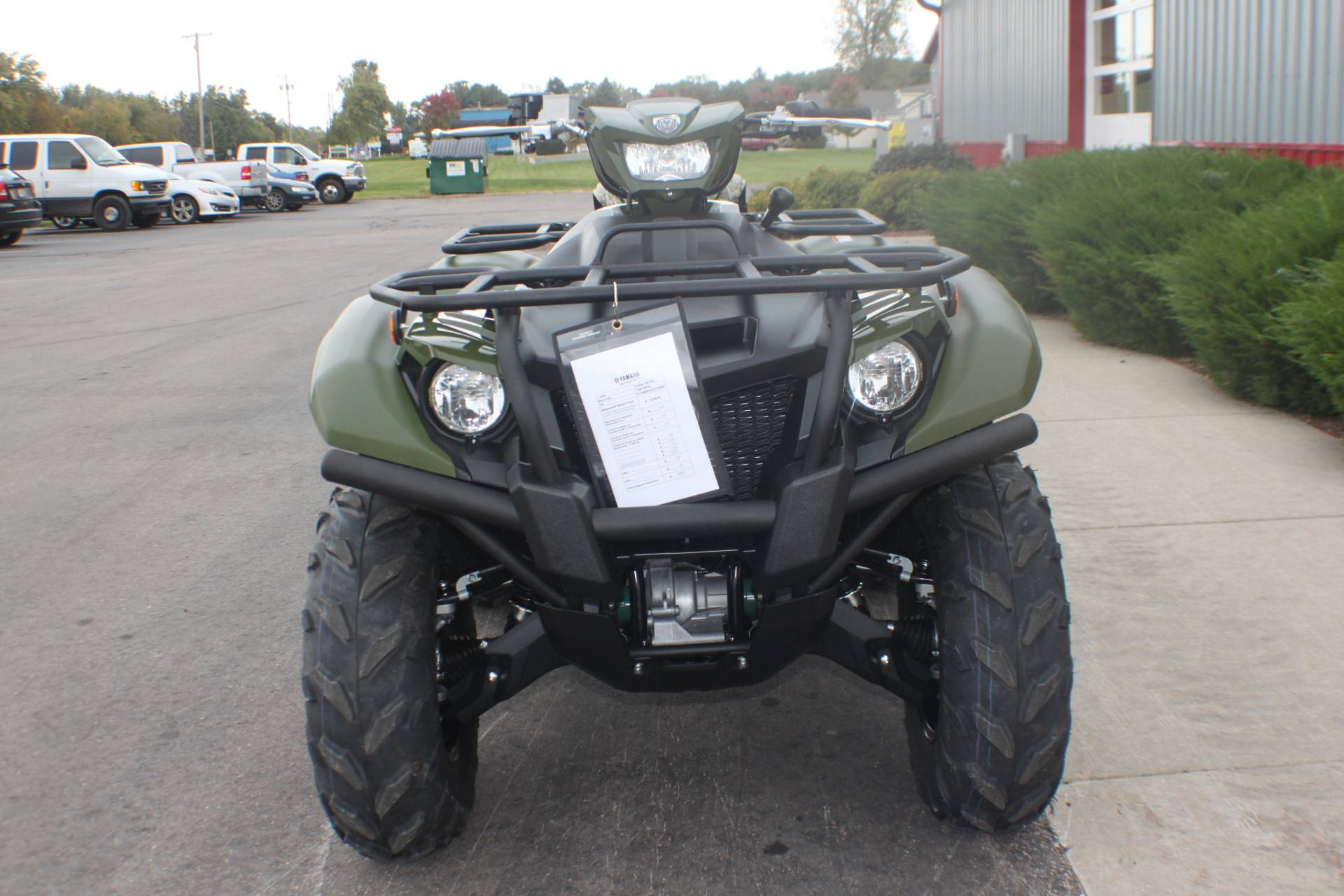 2020 Yamaha Kodiak 700 EPS in Janesville, Wisconsin - Photo 19