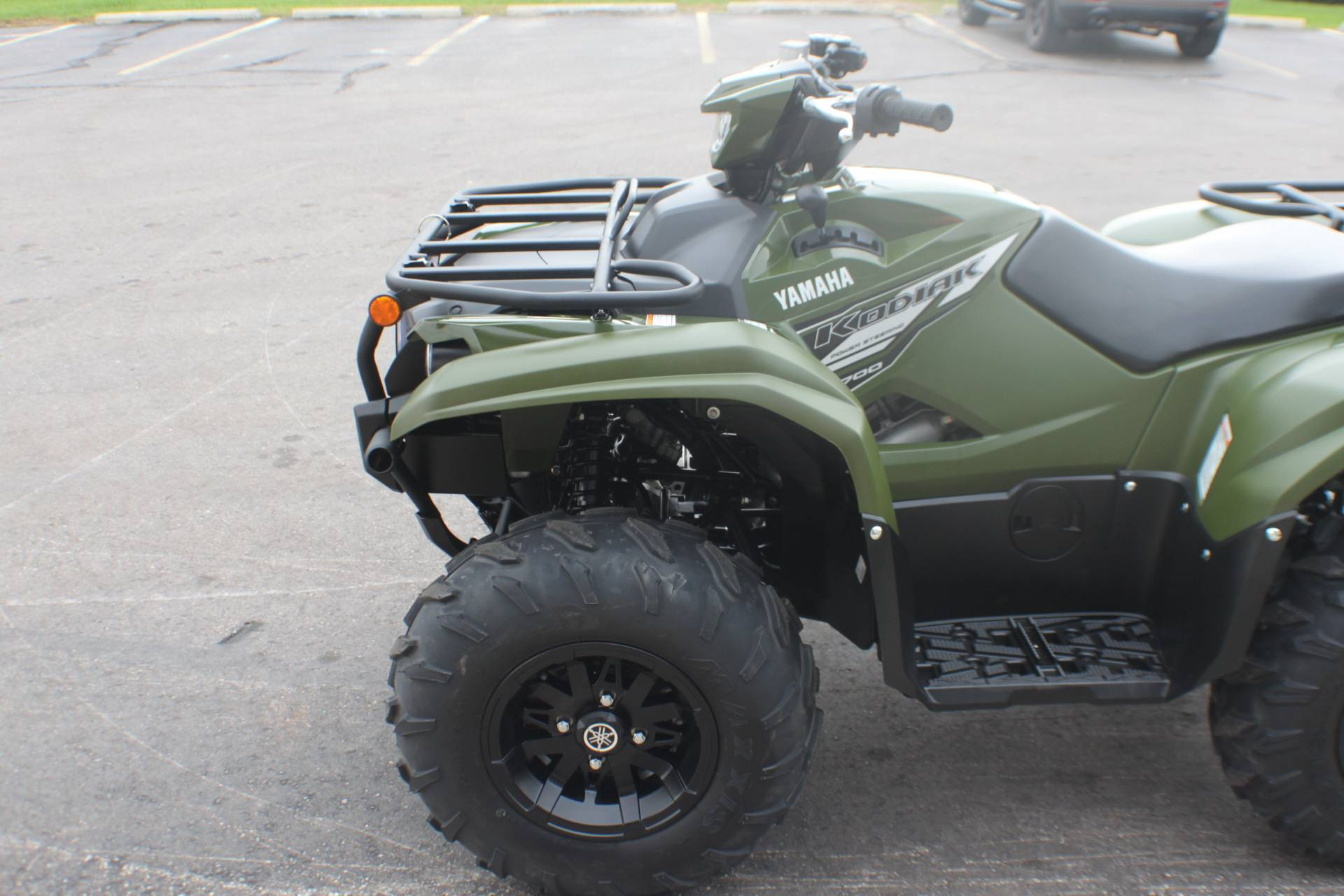 2020 Yamaha Kodiak 700 EPS in Janesville, Wisconsin - Photo 22