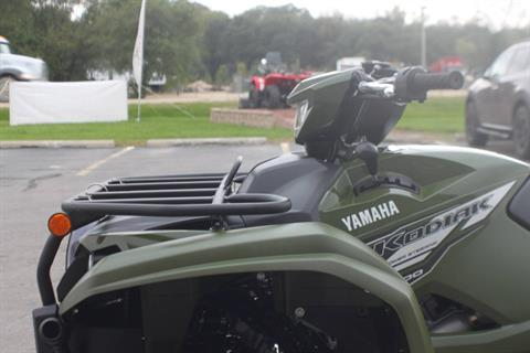 2020 Yamaha Kodiak 700 EPS in Janesville, Wisconsin - Photo 24
