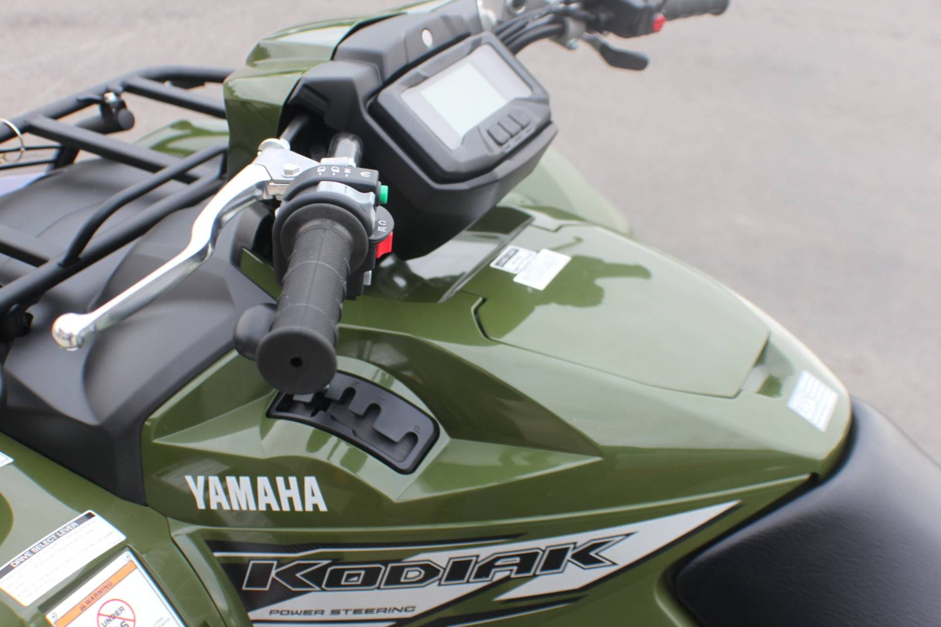 2020 Yamaha Kodiak 700 EPS in Janesville, Wisconsin - Photo 26