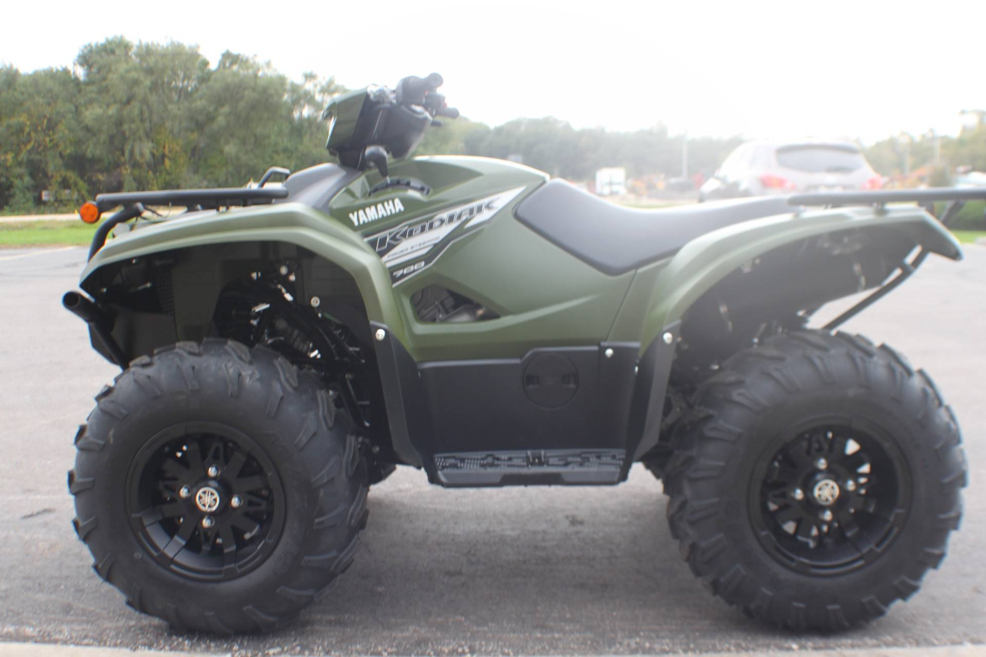 2020 Yamaha Kodiak 700 EPS in Janesville, Wisconsin - Photo 28