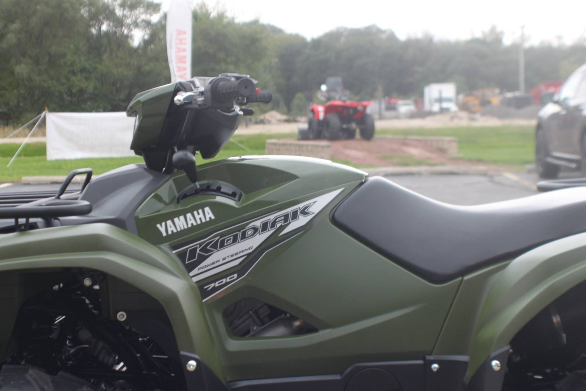 2020 Yamaha Kodiak 700 EPS in Janesville, Wisconsin - Photo 29