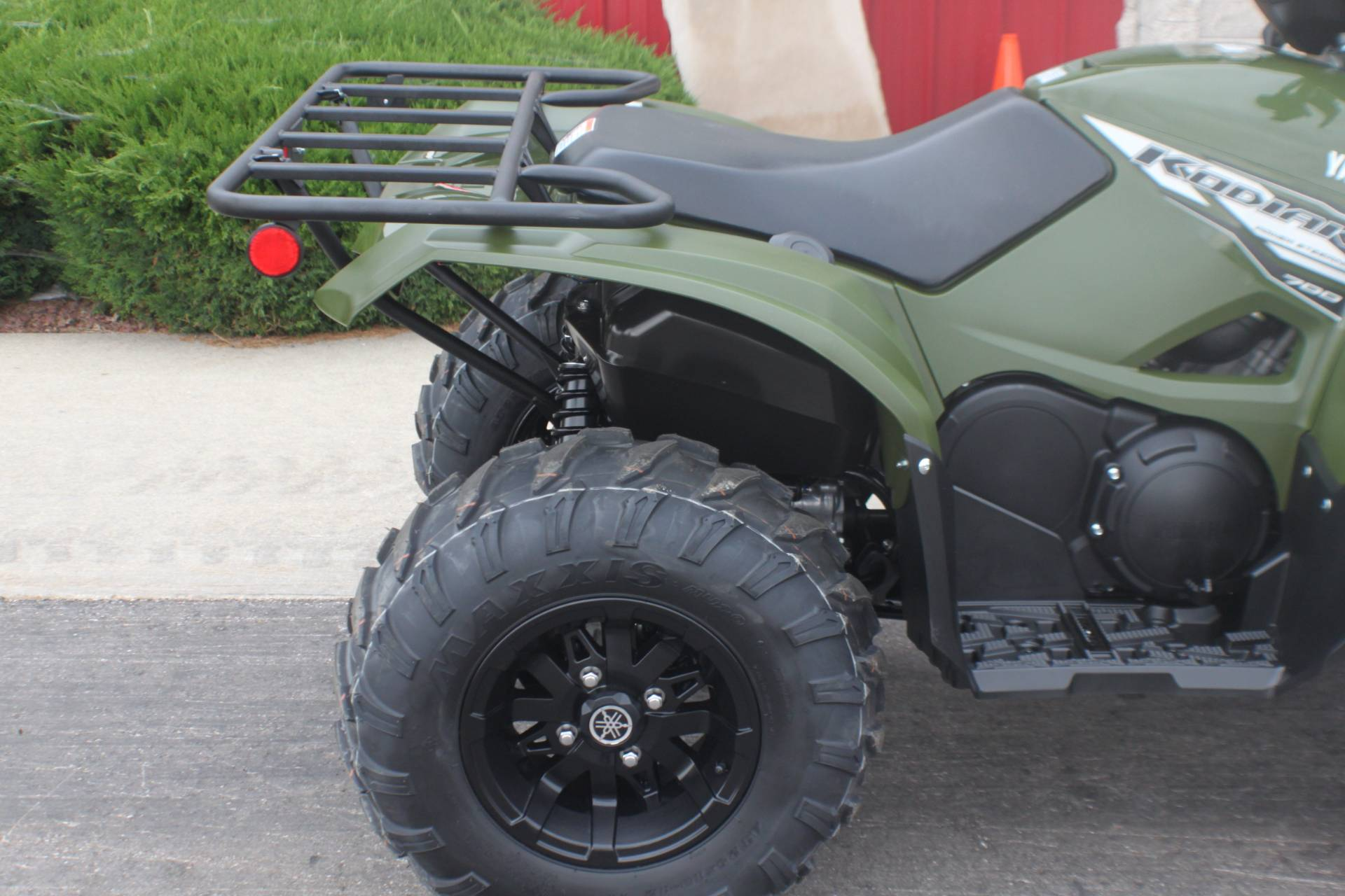 2020 Yamaha Kodiak 700 EPS in Janesville, Wisconsin - Photo 39