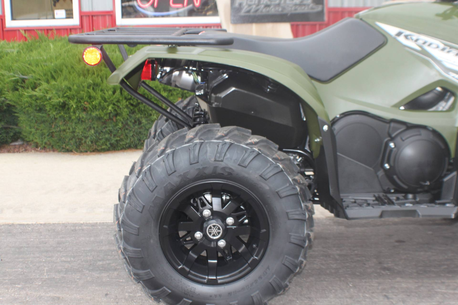 2020 Yamaha Kodiak 700 EPS in Janesville, Wisconsin - Photo 40