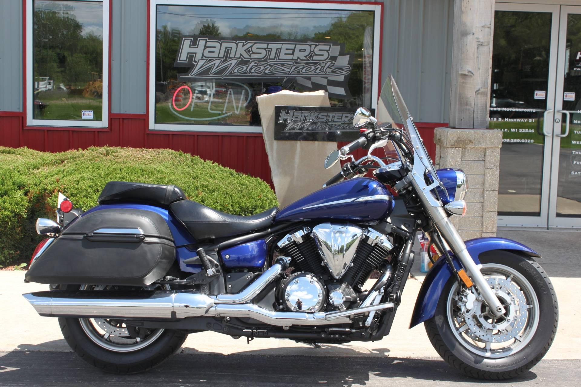 2007 Yamaha V Star 1300 for sale 3361