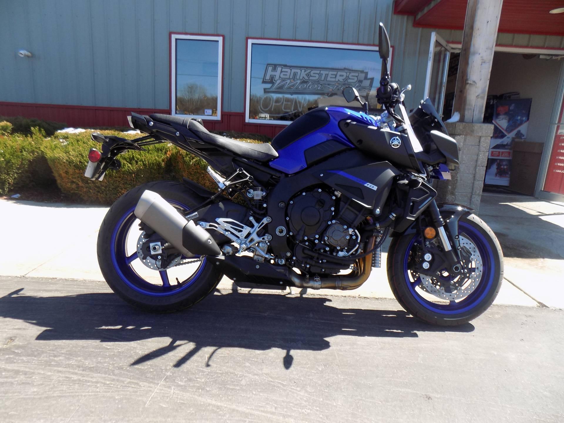 2018 Yamaha MT-10 for sale 4826