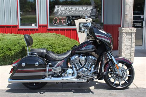 2018 Indian Chieftain® Limited ABS in Janesville, Wisconsin