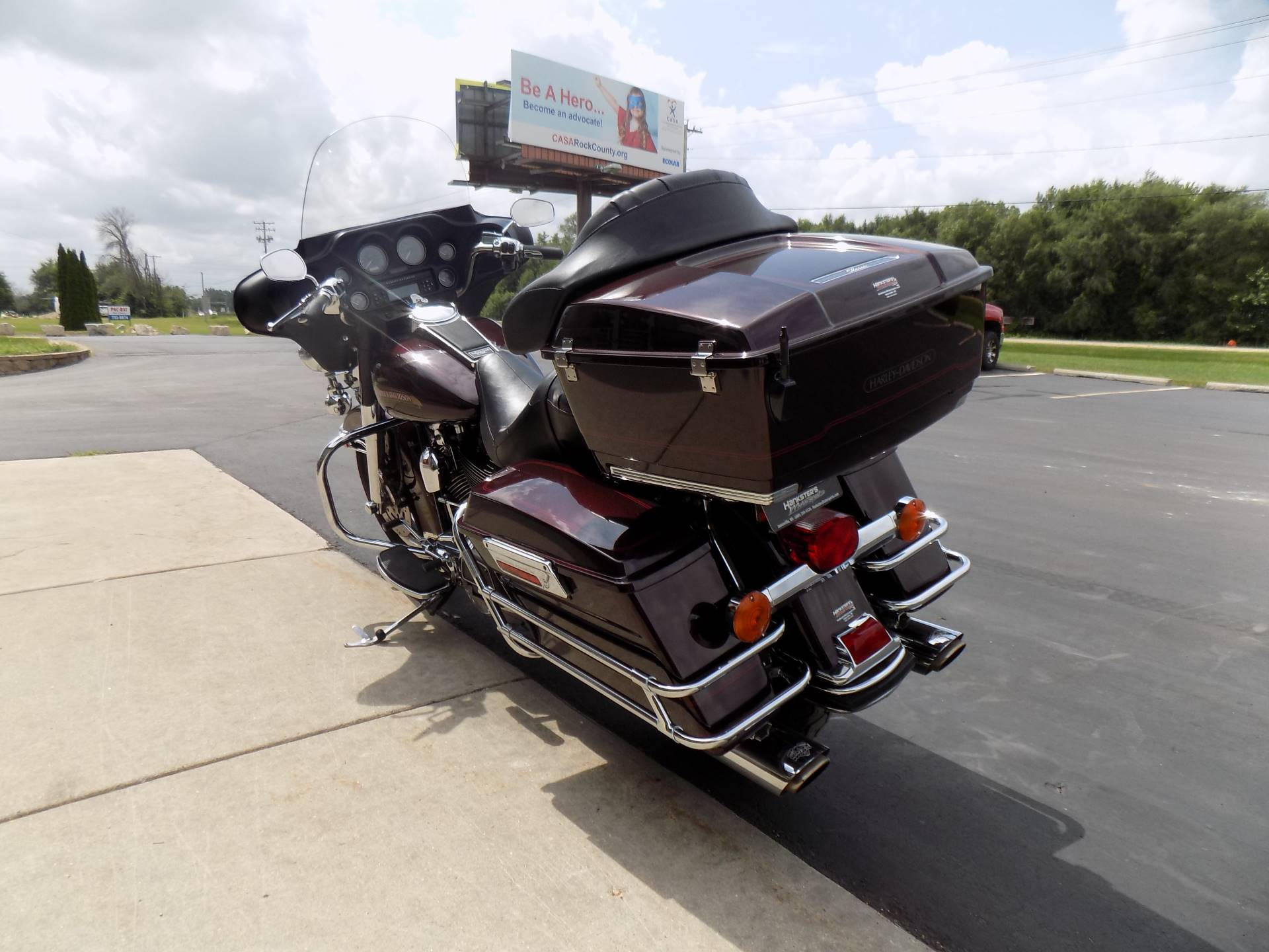 2006 Harley-Davidson Electra Glide® Classic in Janesville, Wisconsin