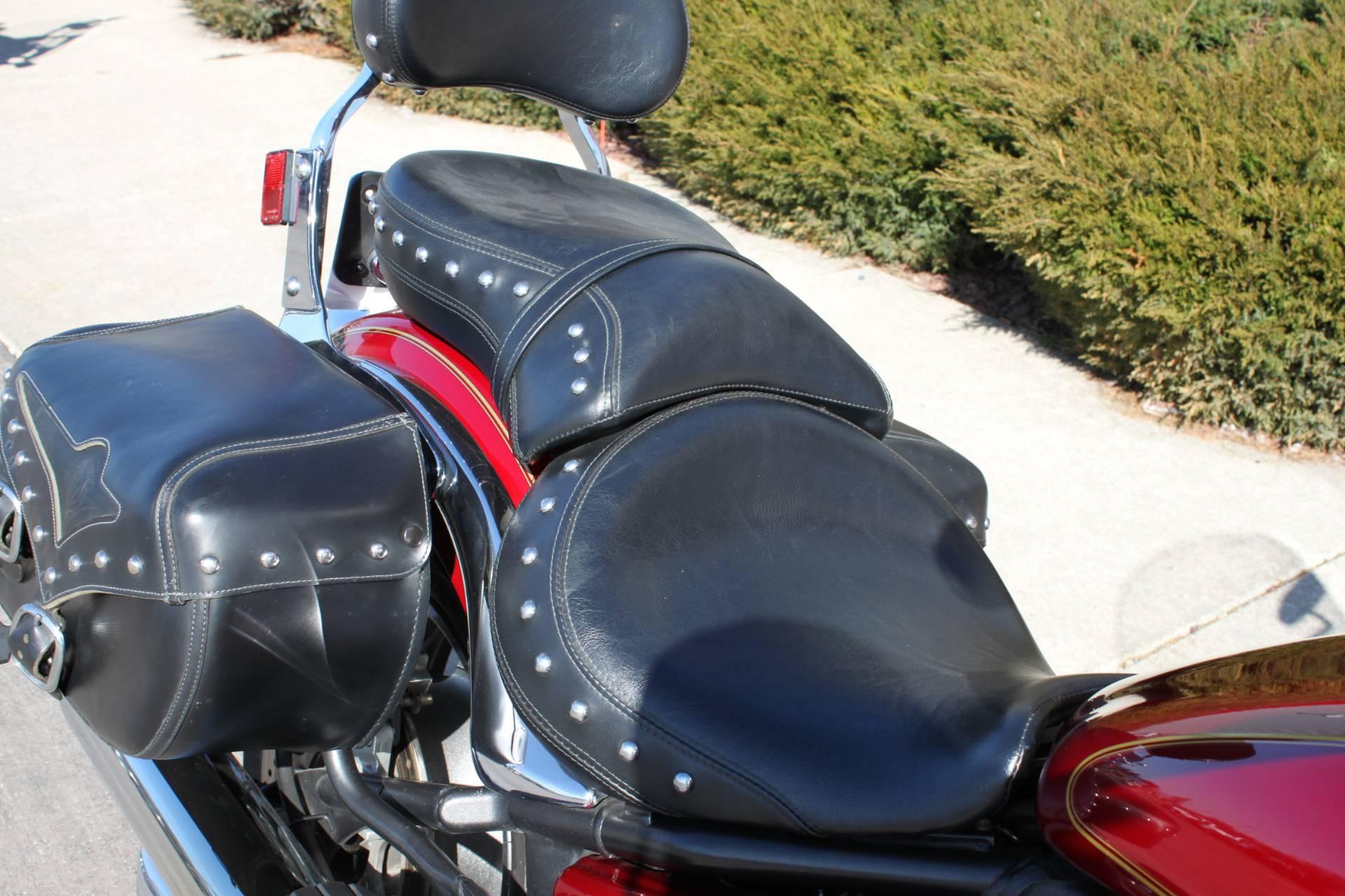 Motorcycle Bike Cover Kawasaki  Vulcan 2000 Classic LT TOP OF THE LINE
