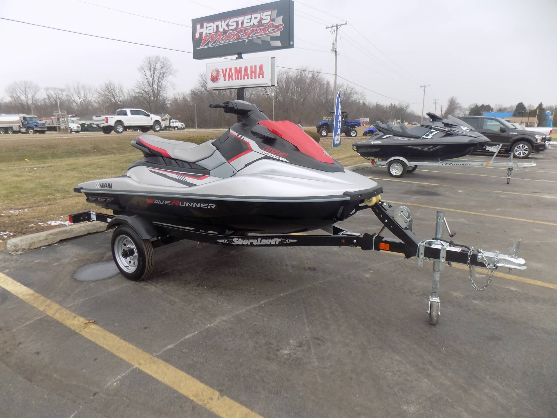 2017 Yamaha EX Deluxe for sale 49998