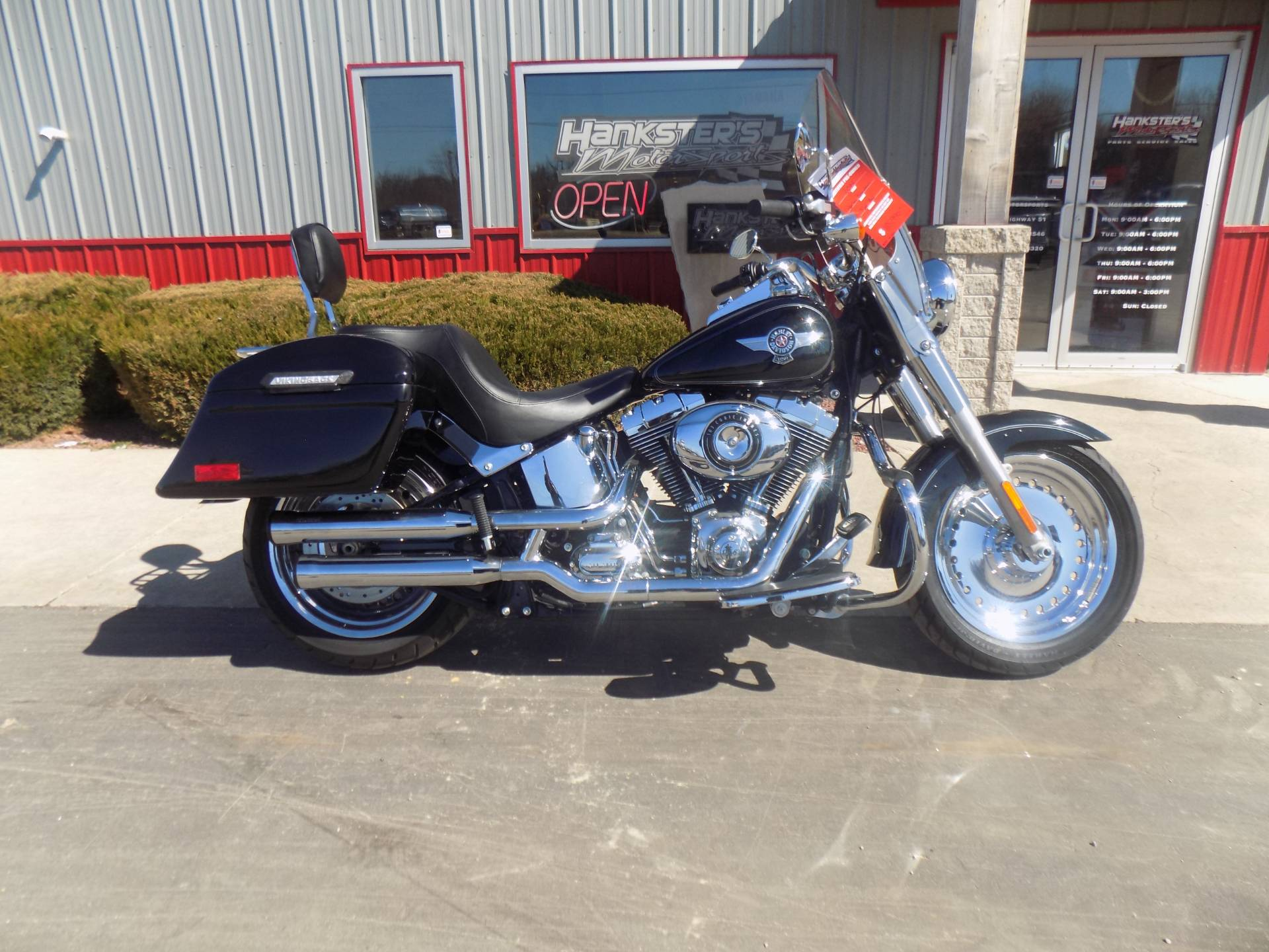 2014 Harley-Davidson Fat Boy for sale 366