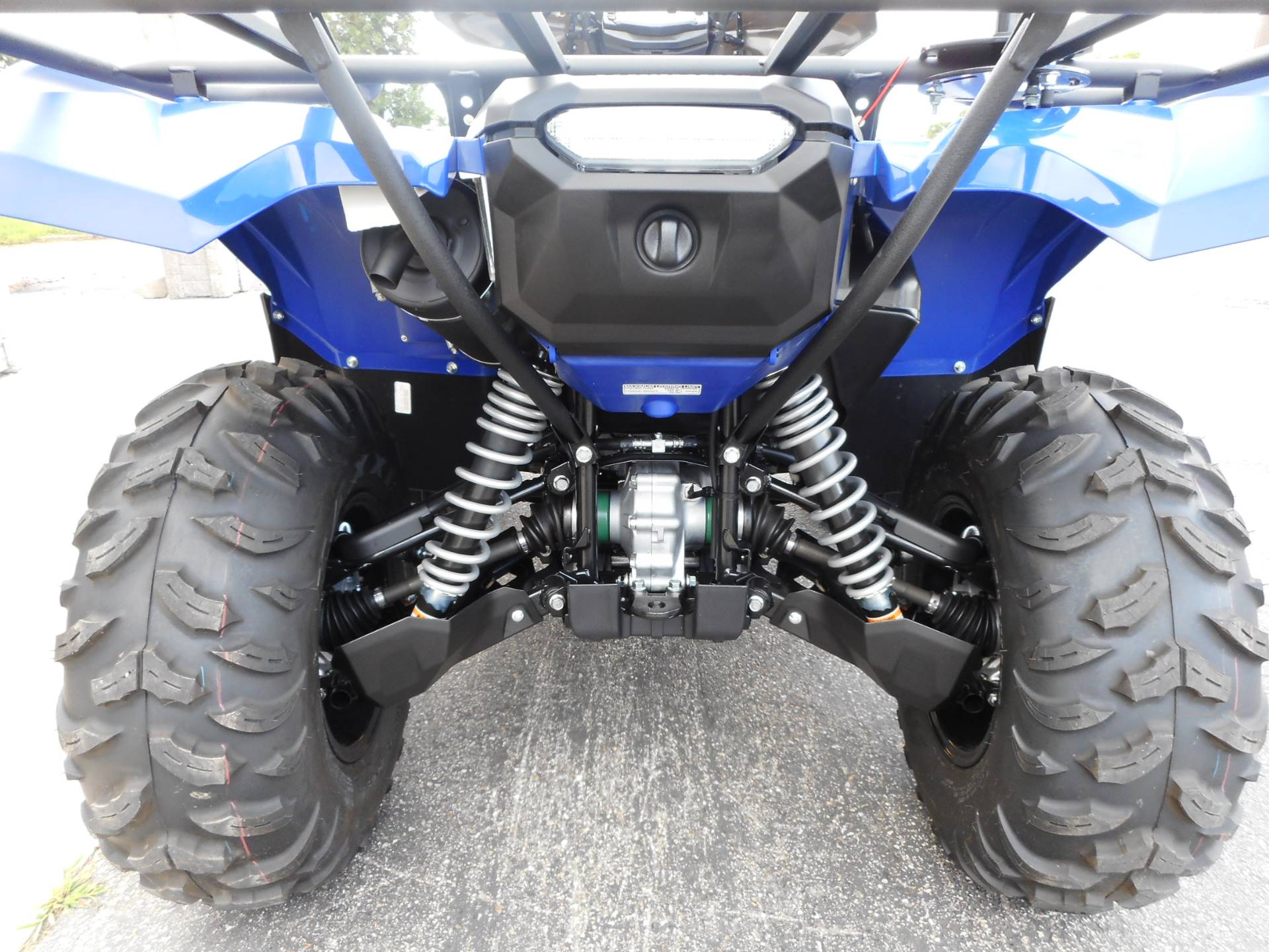 2017 Yamaha Grizzly EPS in Janesville, Wisconsin