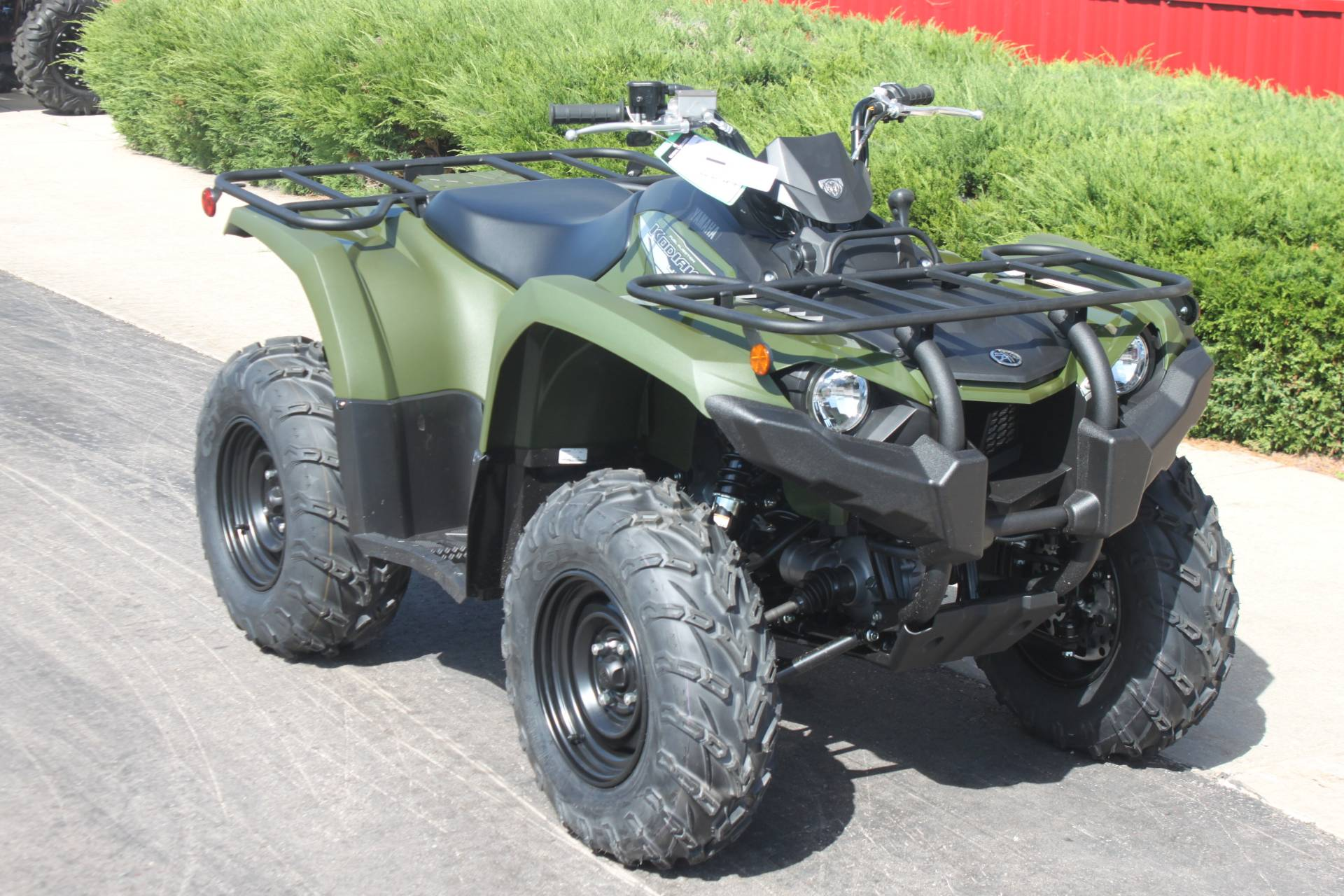 2020 Yamaha Kodiak 450 in Janesville, Wisconsin - Photo 2
