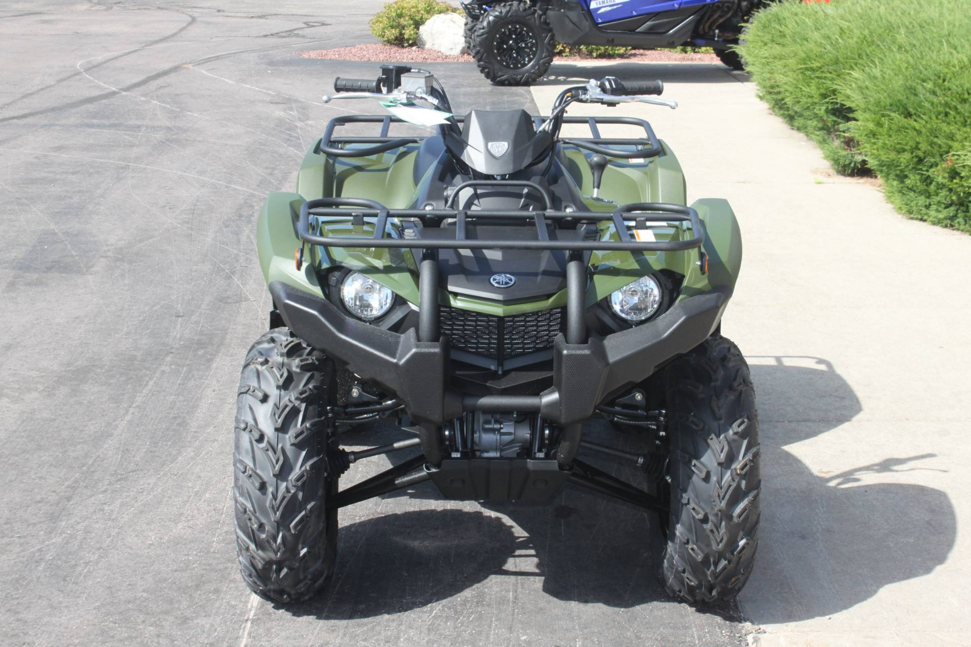 2020 Yamaha Kodiak 450 in Janesville, Wisconsin - Photo 3