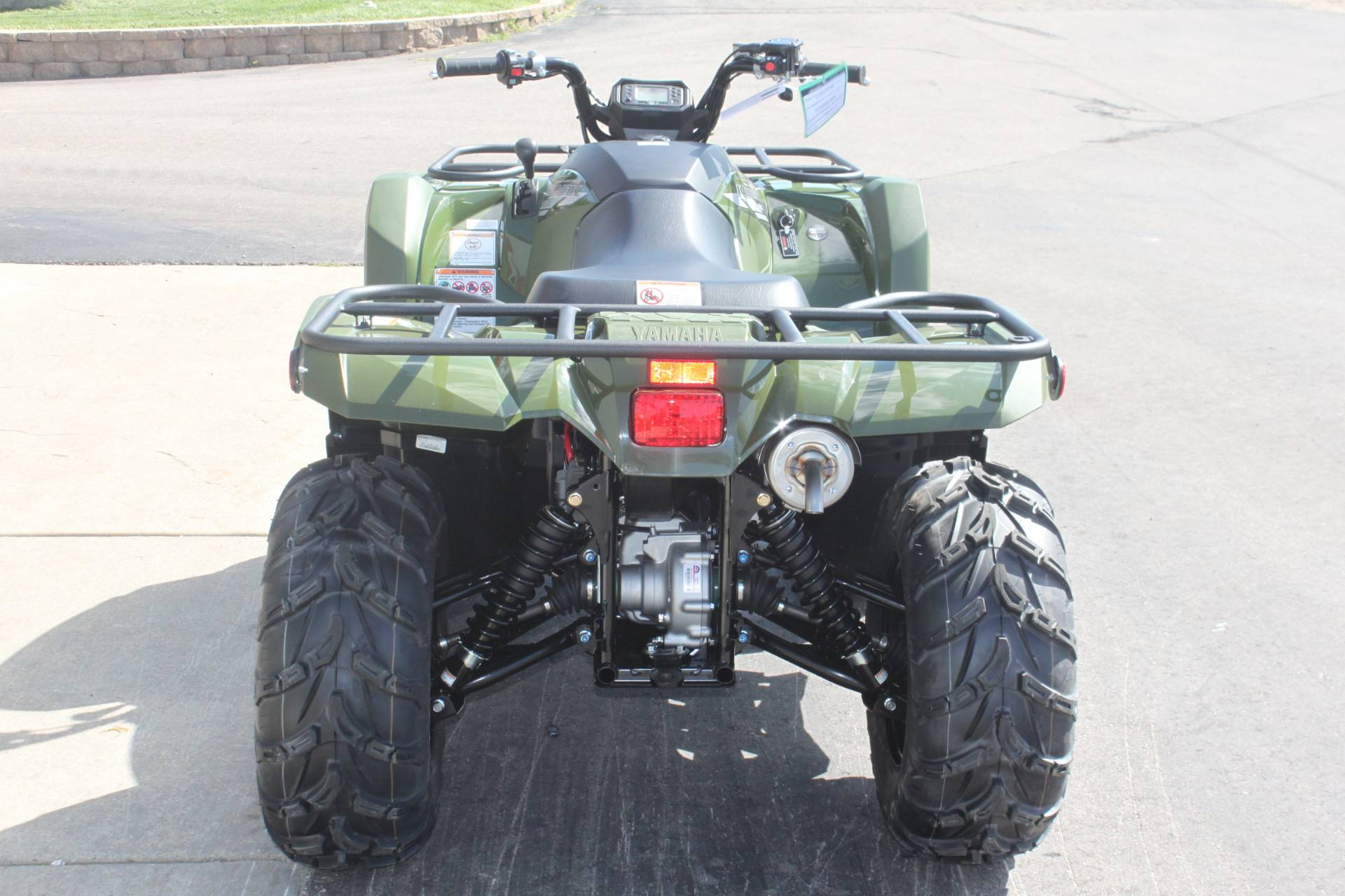 2020 Yamaha Kodiak 450 in Janesville, Wisconsin - Photo 7